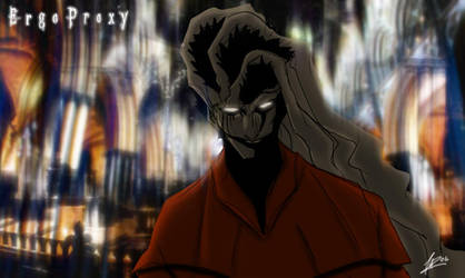 Ergo Proxy:ReSPECTs by siamgxIMA