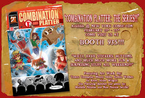 Combination Platter Ad by siamgxIMA
