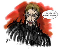 Venom:ReSPECTs by siamgxIMA