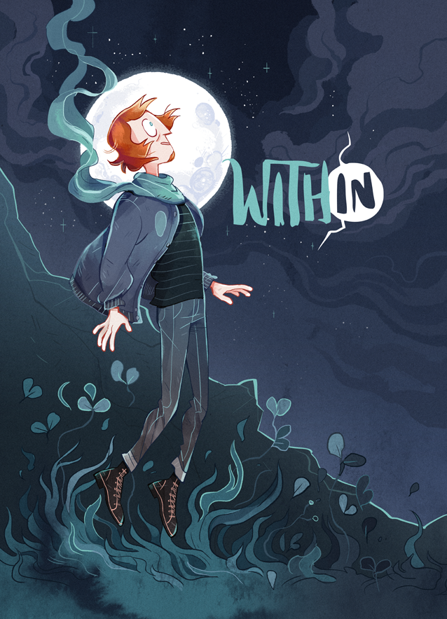 Within: Starry Sky by InsaneNudl