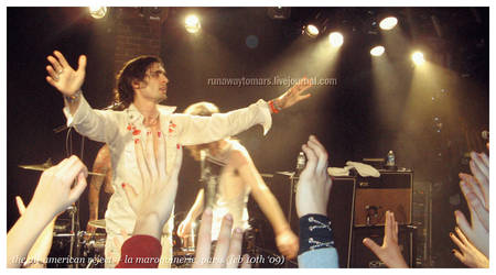 All-American Rejects: Feb09, 3 by Juicy94