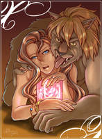 Beauty and the Beast by Exemi