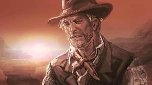 Cowboy Dude by axl99
