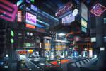 HK-Admiralty Urban Complex by axl99