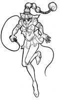 Sailor Vesta by Galaxia