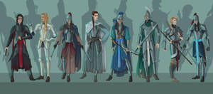 Silmarillion Armor Designs by 0torno