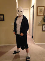 Undertale Sans Cosplay by Twisted4000