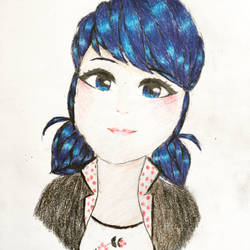 Marinette  by awesomehero43
