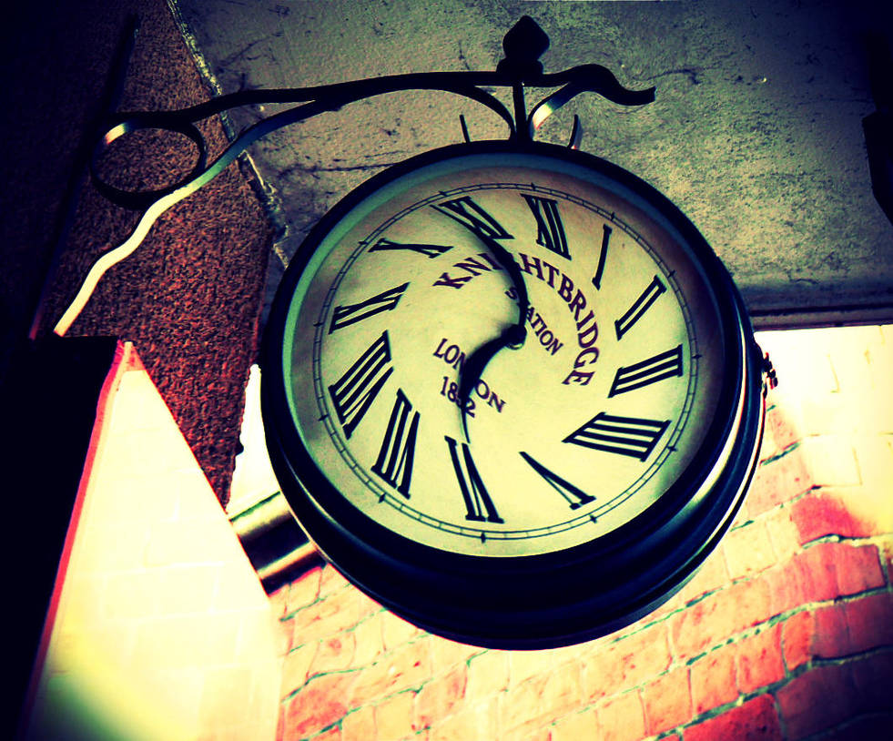 Time: just an illusion? by Bobbwhy