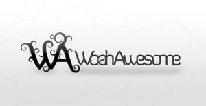 WoahAwesome Logo by Bobbwhy