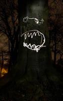 Scary Tree by Bobbwhy
