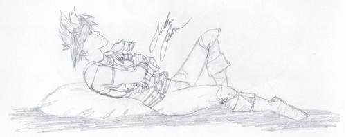 Legend of Dragoon - Dart by Queen-Tashie