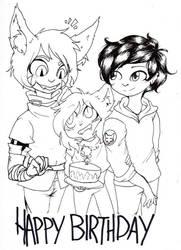 Desy - Fox - Ario by Raposa1