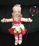 Sailor Petal Plushie custom plushie by Unisamas-Art