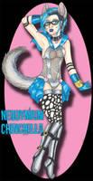 CA Seasonal Task 3: Neodymium Chinchilla by Unisamas-Art