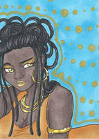 AC 23- Arisha by Unisamas-Art