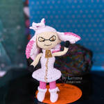 Pearl plush doll - Splatoon 2 by LerumaDolls