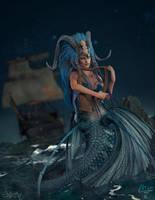 Siren by Mirriejam