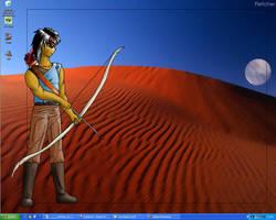 Fletcher - Desktop by annarti