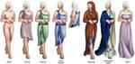 Madame Yamin: Character Design by annarti