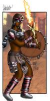 Gladiator by annarti