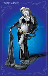 Lady Death (Beledi Series) by ValerieJB
