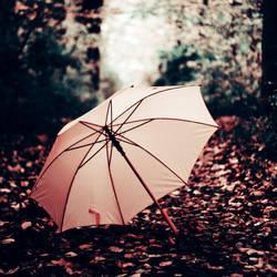 My umbrella... by 6Artificial6