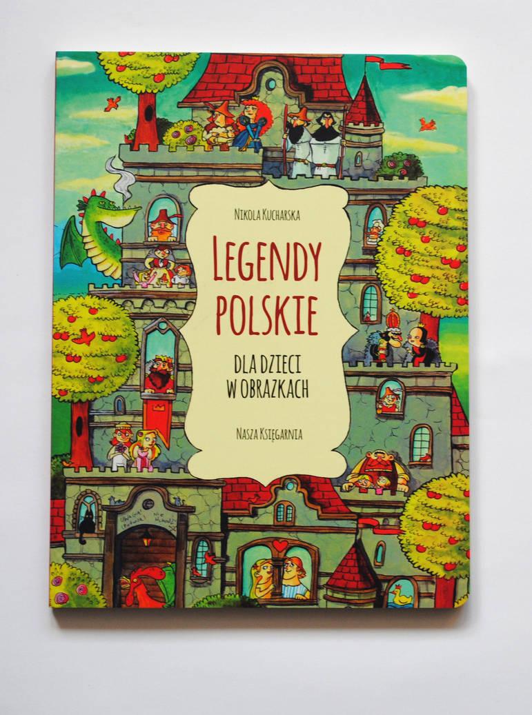 Legendy Polskie dla Dzieci w Obrazkach by KociGrzbiet