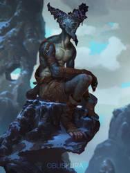 Obliskura - Contemplation by AlexKonstad
