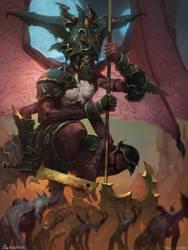 The Demonic Subjugator - Advanced by AlexKonstad