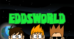 Eddsworld: Space Face - Wallpaper by SuperSmash3DS