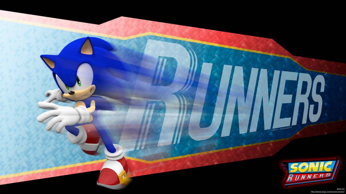 Sonic Runners Fan Wallpaper By Mateus2014 On Deviantart