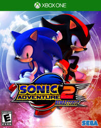 Sonic Adventure 2 Remastered by mateus2014