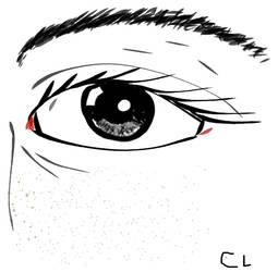 Eye by MatveyJeevas