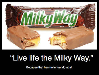 Milky Way by MatveyJeevas