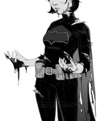 Cassandra Cain (Batgirl) by AaronNSN