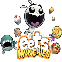 Eets Muchnies Dock Icon by Rich246