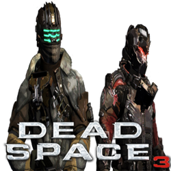 Dead Space 3 Icon by Rich246