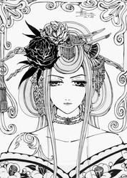 girl by sammihisame