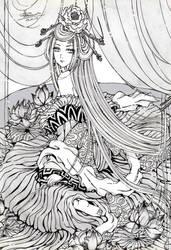 girl2 by sammihisame