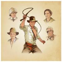 Indiana Jones by verucasalt82
