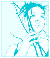 Amber Benson by verucasalt82