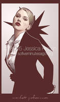 Scarlett Johansson by verucasalt82