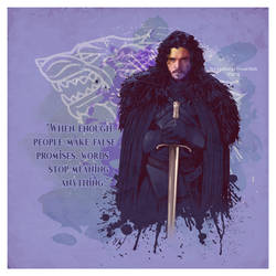 Jon Snow by verucasalt82