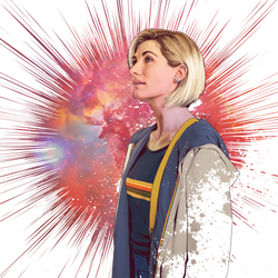 The 13th Doctor by verucasalt82