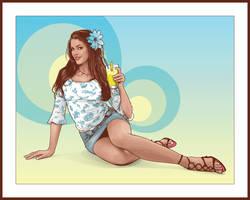 Summertime by verucasalt82