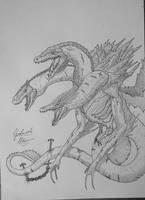 Kymera God Of Destruction by GabriM3