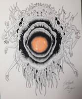 Mouth of Azathoth by GabriM3