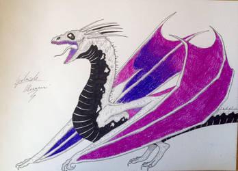Poisonous dragon by GabriM3