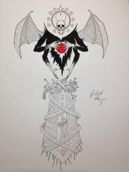 Umriel - corrupted angel of doom by GabriM3